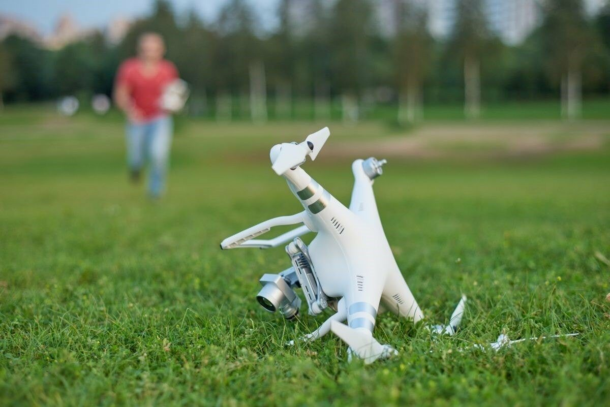 How To Prevent Drone Crashes