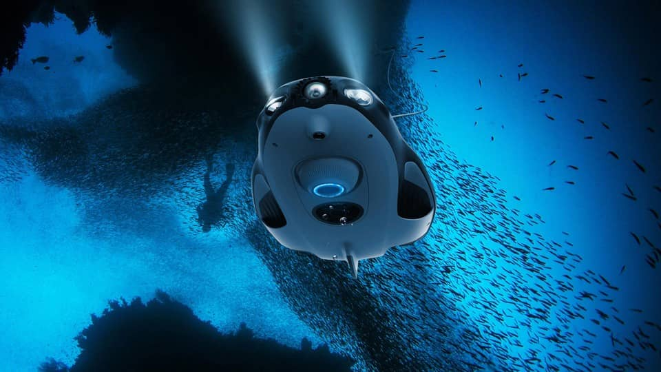 best underwater drones for sale 2020