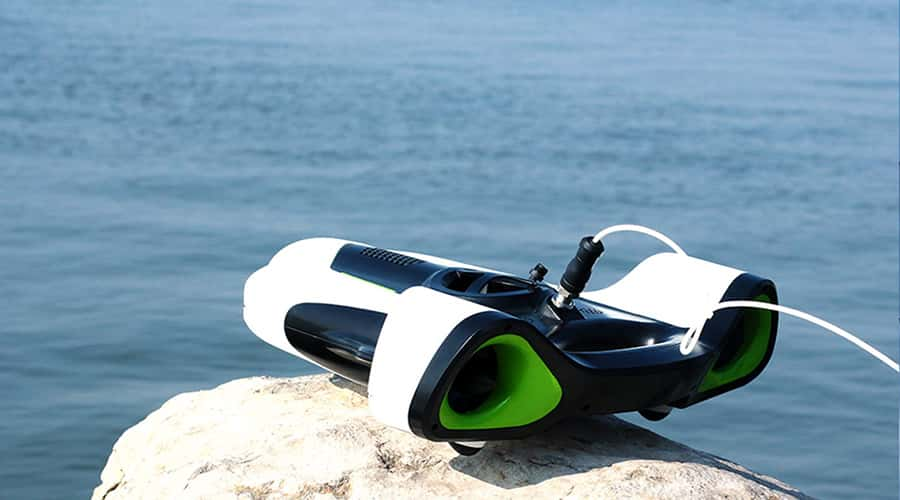 Youcan Robot BW Space Review – Smart Auto-follow Underwater Drone