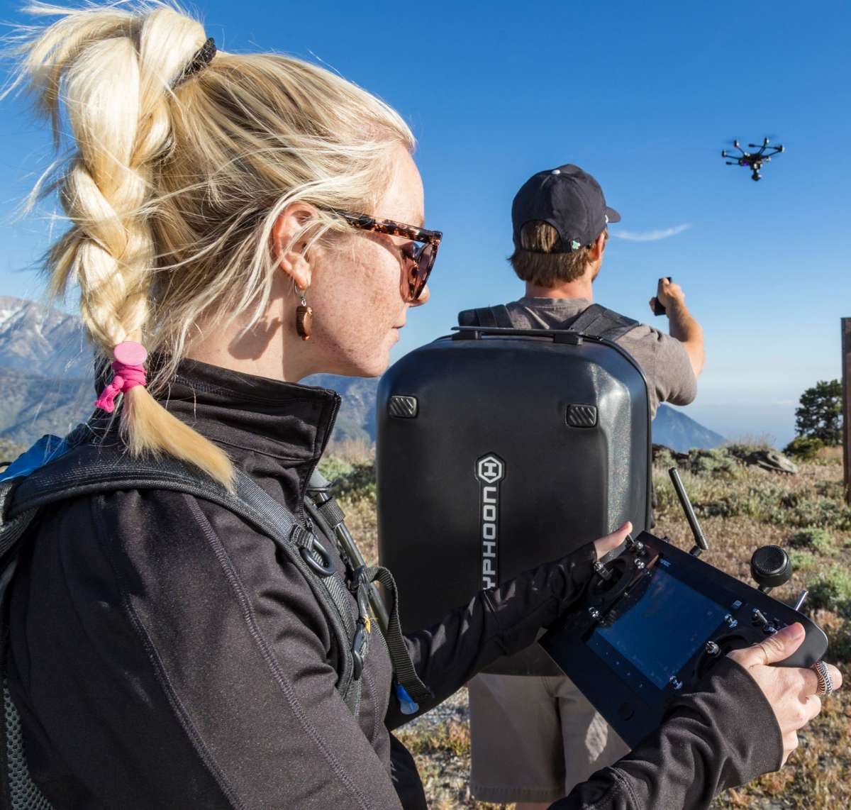 Partners that Fly Together Stay Together: A hobbyist's guide to getting your significant other to fly drones with you