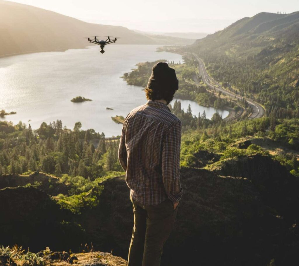 Drone Flying, Best Drones, Drone outdoors,