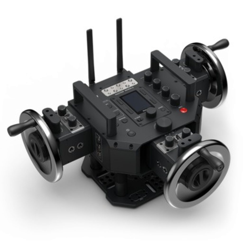 DJI Master Wheels Cinematic Control