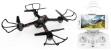 Drocon Cyclone X708W Review 2021 – Drones For Beginners